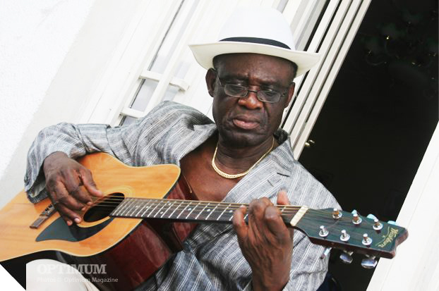 Le poète Lutumba Simaro tire sa révérence à 81 ans