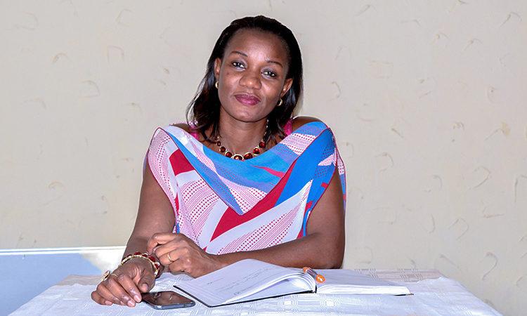 Ziya MOJ N'KAA,  au cœur de la prise en charge des jeunes entrepreuneurs Lualabais