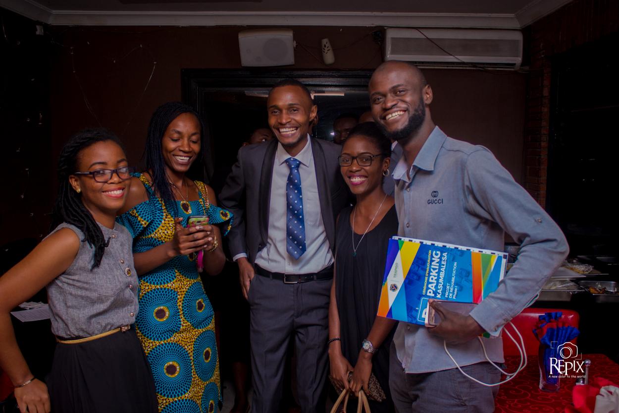 Lubumbashi: Premier Dîner des Jeunes Entrepreneurs