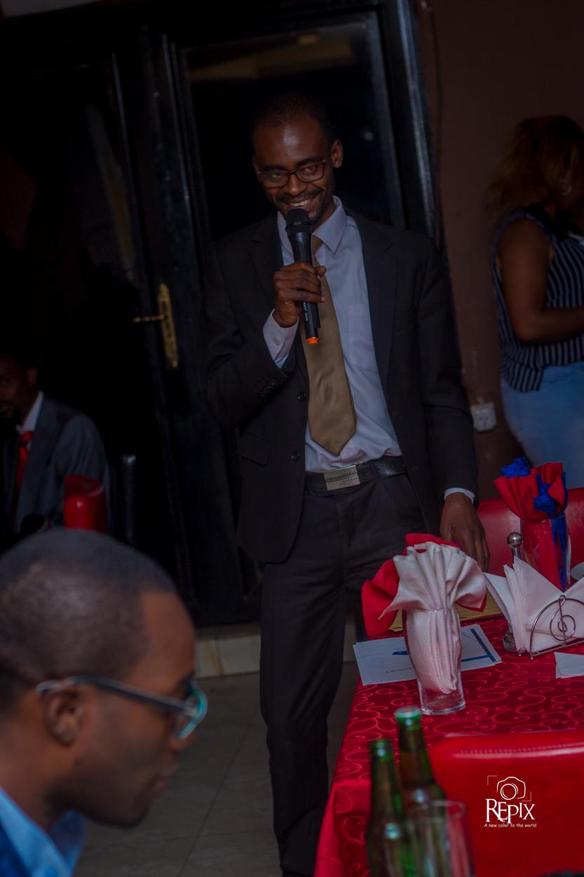 Le BUISSONNET Sarl marque sa présence au premier Dîner des Jeunes Entrepreneurs