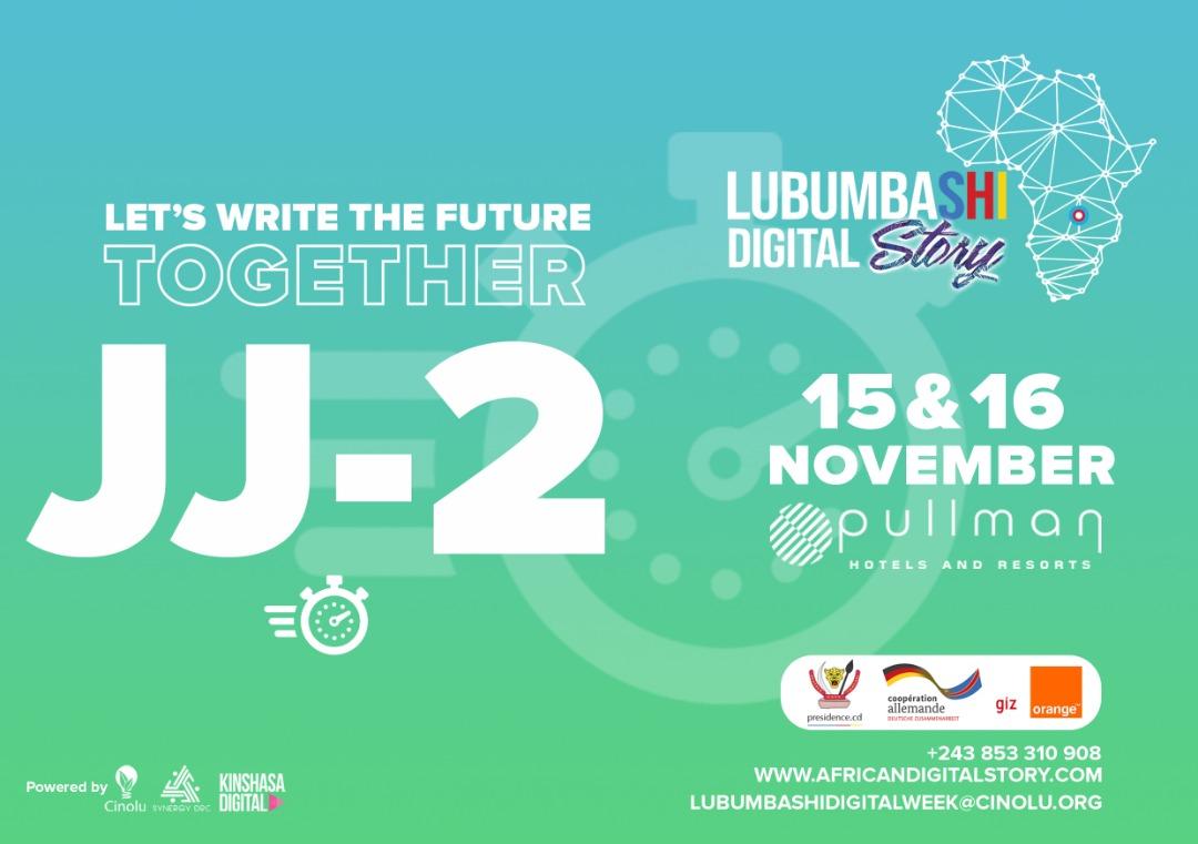 L'African Digital Story s'invite à Lubumbashi