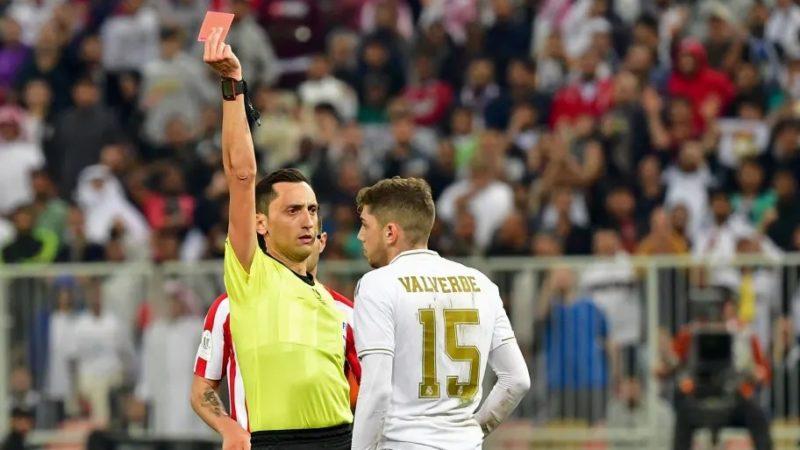 Supercoupe d'Espagne:  le sacrifice de Federico Valverde