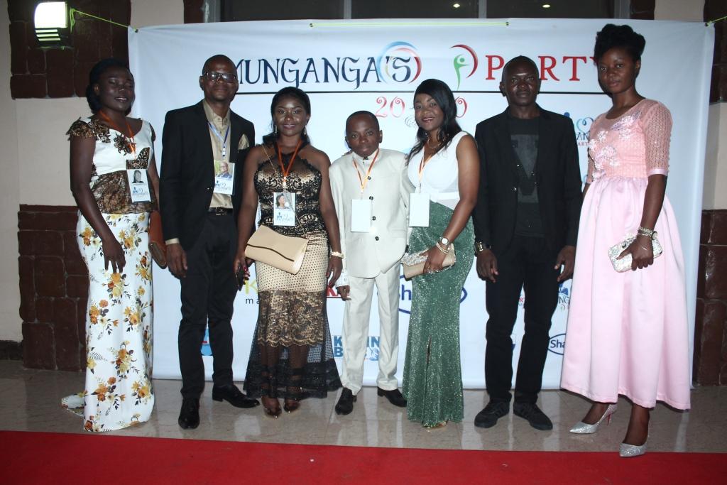 MUNGANGA'S PARTY PHOTOS PART 2