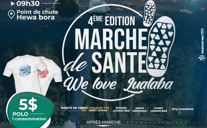 """Le Lualaba s'apprête à vivre la quatrième édition de la marche """"We Love Lualaba"""""""