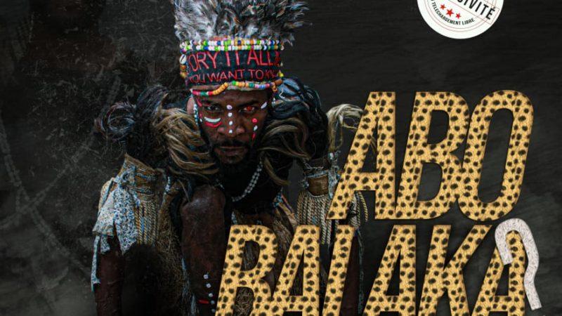 Lubumbashi: L'artiste INFRAPA nous revient avec une bombe discographique dénommée ABO BALAKA