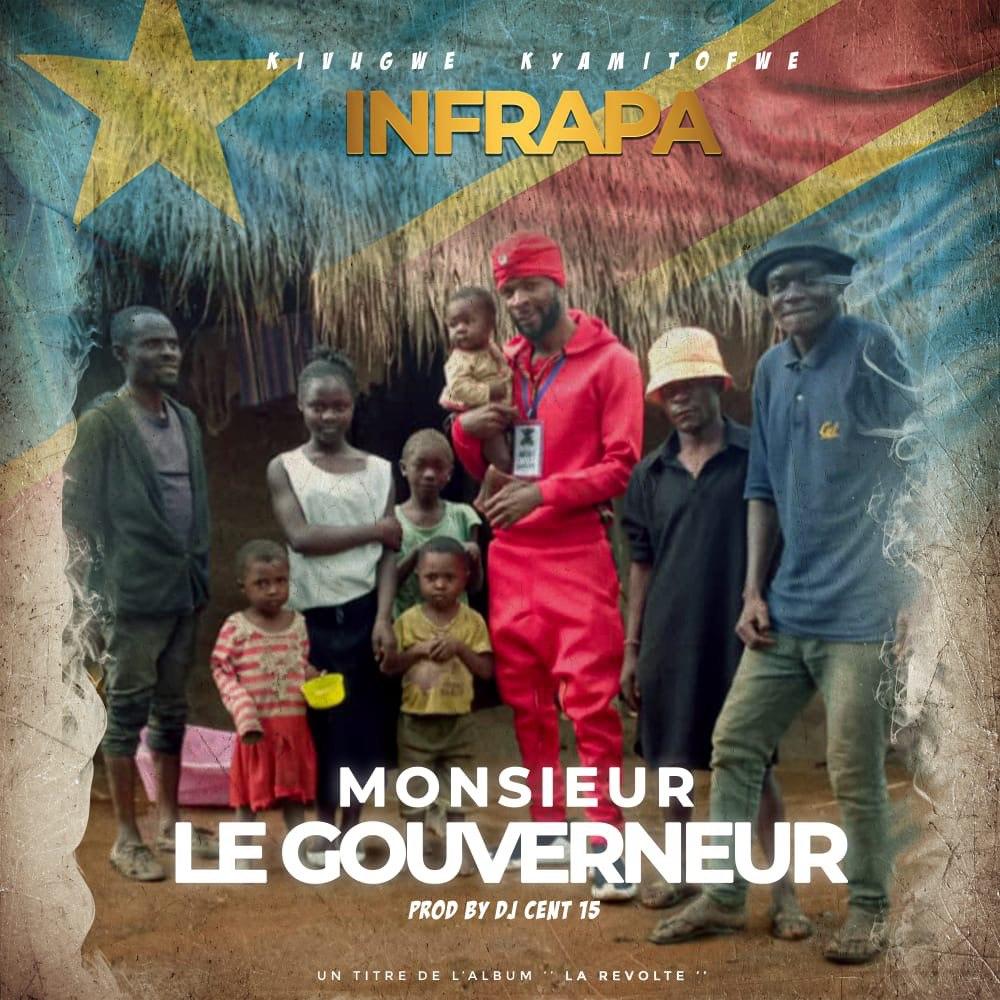 LUBUMBASHI: Monsieur le Gouverneur par KYAMITOFWE Sébastien LUMBWE INFRAPA