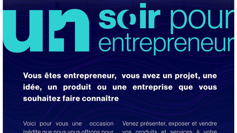 Un soir pour un entrepreneur : Une initiative de Kwetu Magazine.