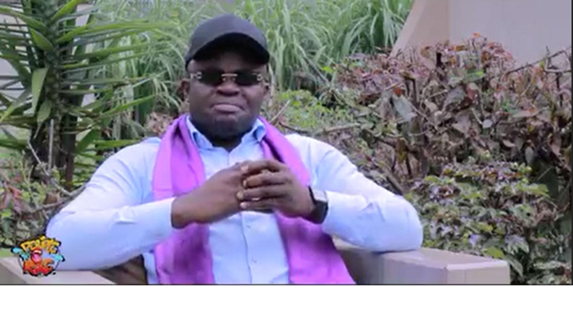 Humour : Marco Mbayabu, le Richard Muyej Incarné.
