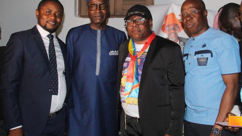 MUSIQUE: En Côte d'Ivoire, Olivier KAYUMBA rend Hommage au nom de la Province du Lualaba Hommage à Papa Wemba