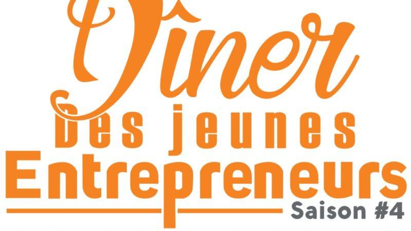 La saison 4 des Dîners des Jeunes Entrepreneurs annonce ses couleurs.