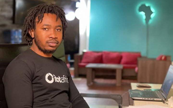Samy MWAMBA parle à cœur ouvert sur l'avenir de son pays la RD Congo.
